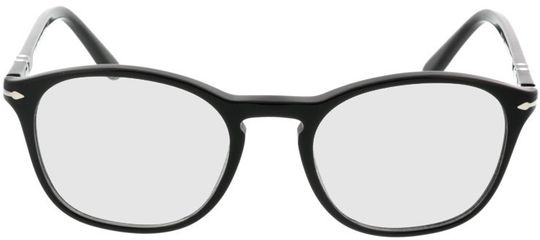 Picture of glasses model Persol PO3007V 95 50-19 in angle 0