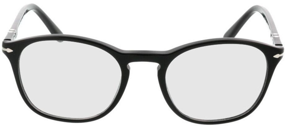 Picture of glasses model Persol PO3007V 95 50-19 in angle 0