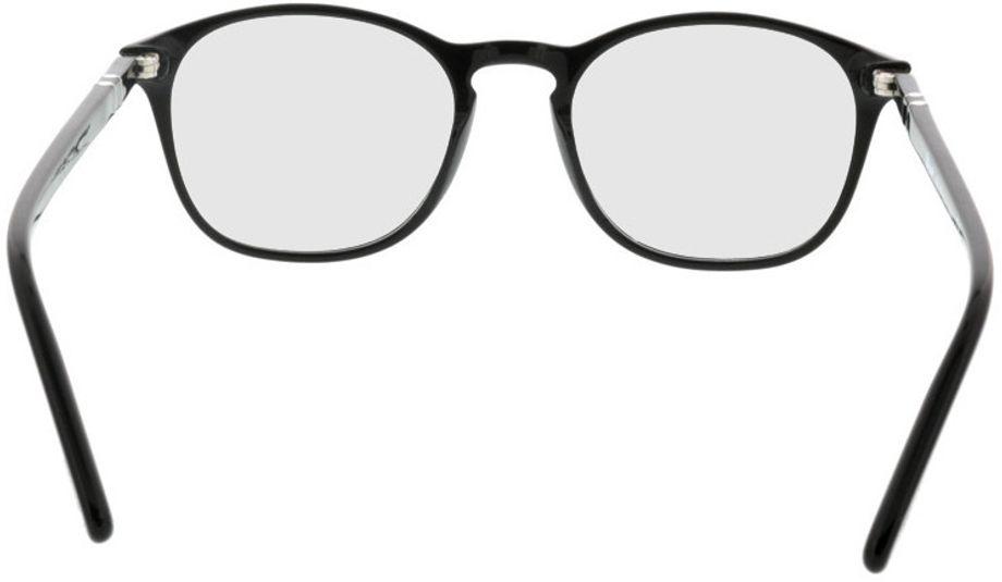 Picture of glasses model Persol PO3007V 95 50-19 in angle 180