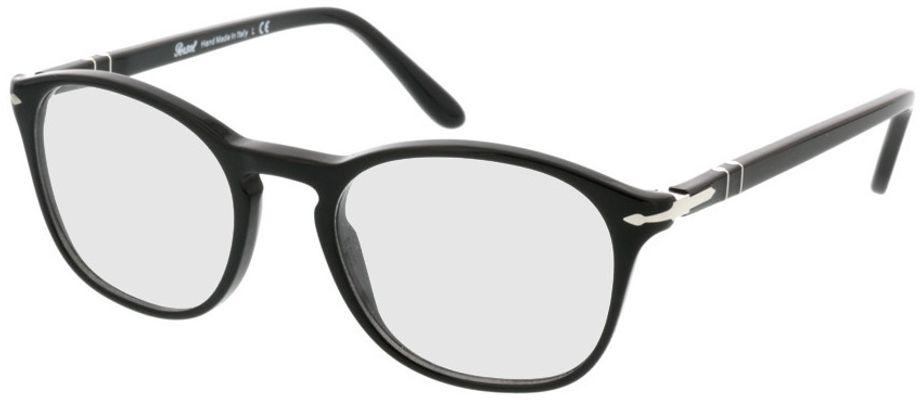 Picture of glasses model Persol PO3007V 95 50-19 in angle 330