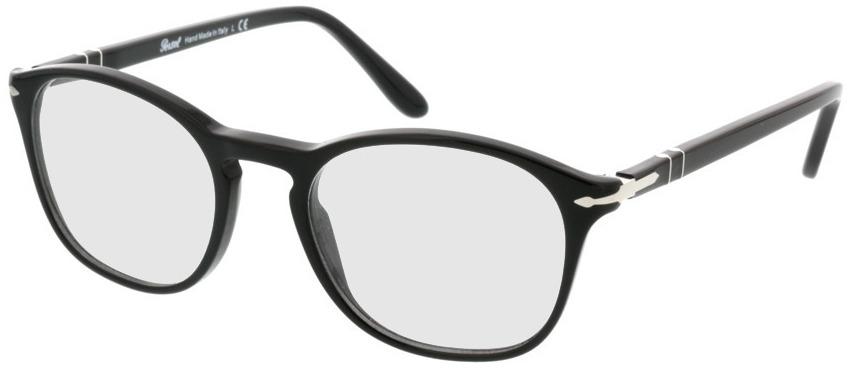 Picture of glasses model Persol PO3007V 95 50 19 in angle 330
