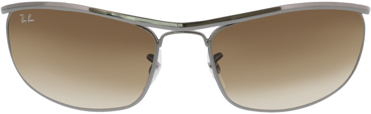 Picture of glasses model Ray-Ban Olympian RB3119 916451 62-19 in angle 0