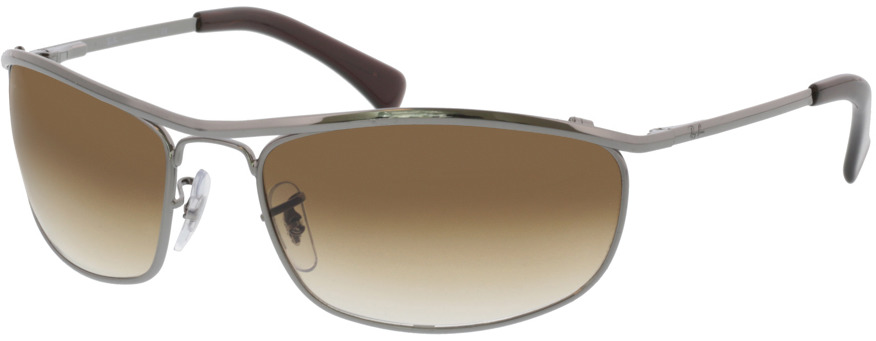 Picture of glasses model Ray-Ban Olympian RB3119 916451 62-19 in angle 330