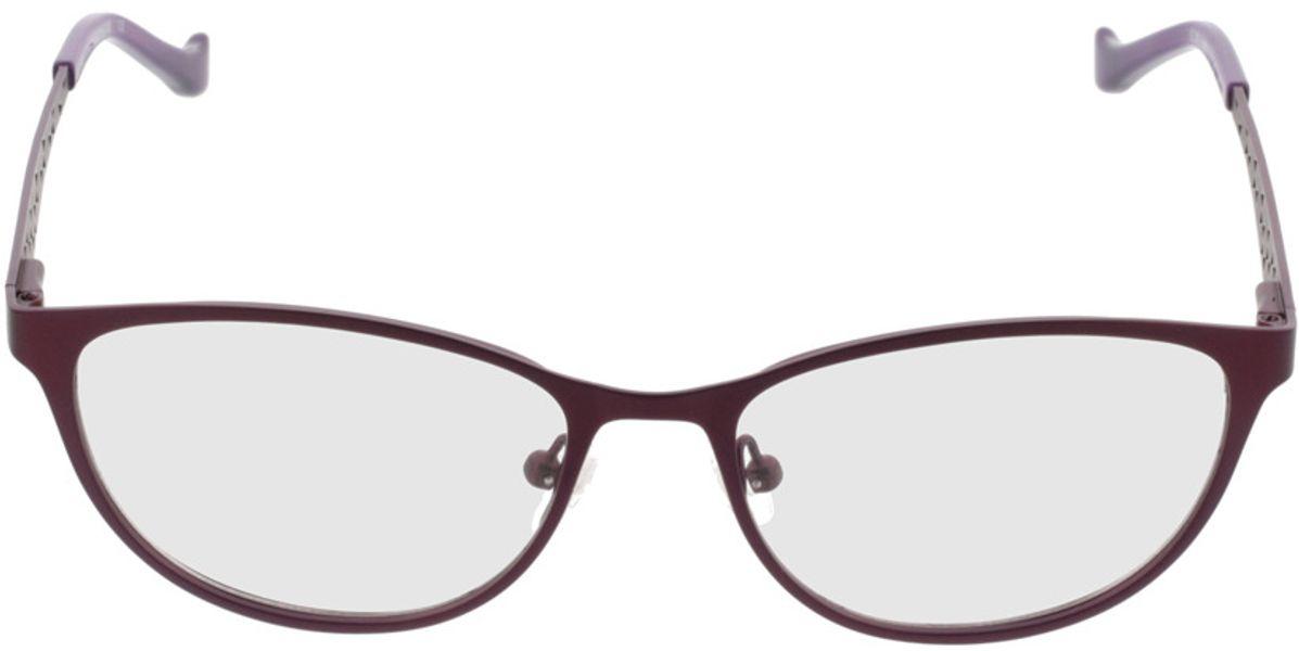 Picture of glasses model Delhi-lila in angle 0