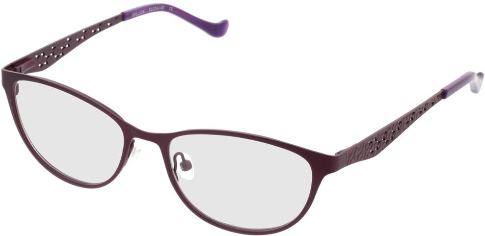 Picture of glasses model Delhi-lila in angle 330