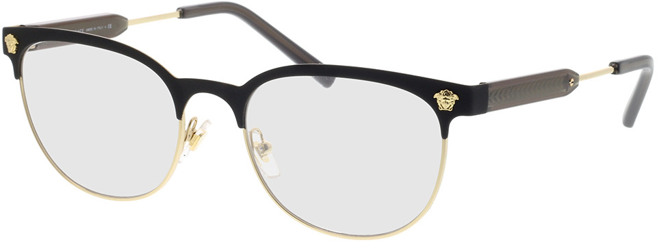 Picture of glasses model Versace VE1268 1261 53-19 in angle 330