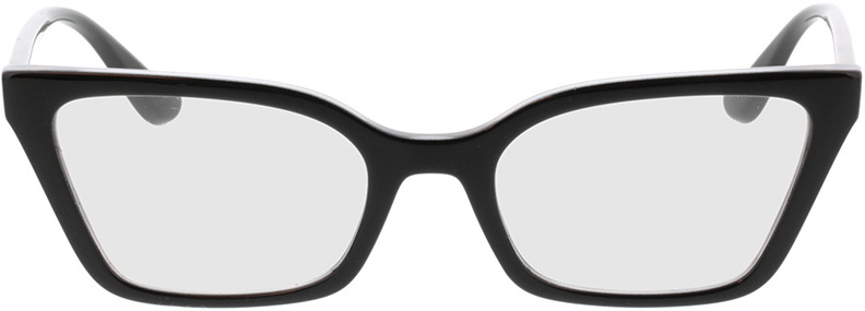 Picture of glasses model Vogue VO5275B 2385 52-19 in angle 0