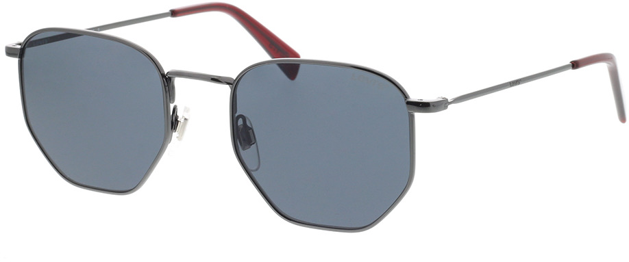 Picture of glasses model Levi's LV 1004/S 9N2 49-20 in angle 330