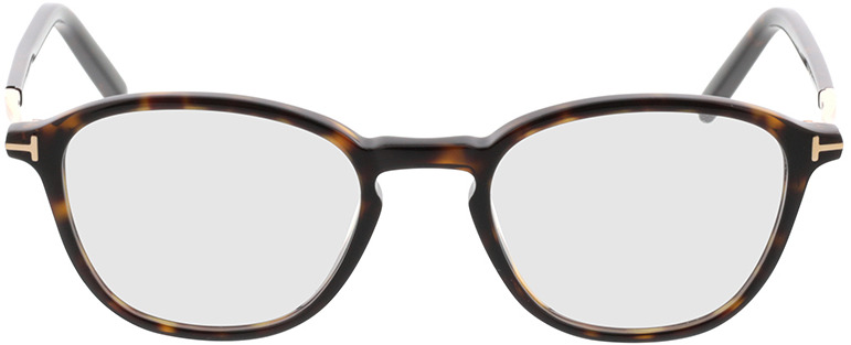 Picture of glasses model Tom Ford FT5397 052 49 19 in angle 0