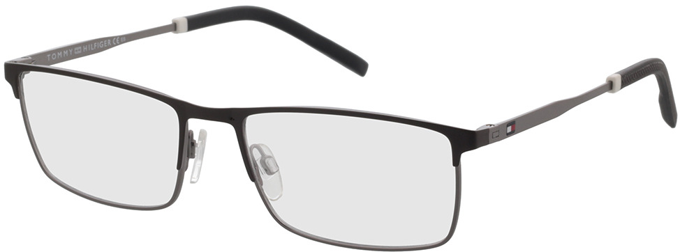 Picture of glasses model Tommy Hilfiger TH 1843 XCB 55-17 in angle 330