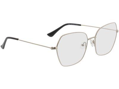 Brille Komotau-silber