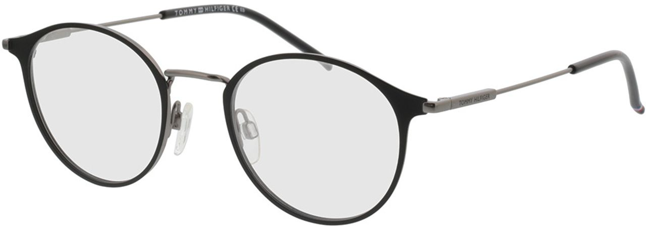 Picture of glasses model Tommy Hilfiger TH 1771 003 49-21 in angle 330