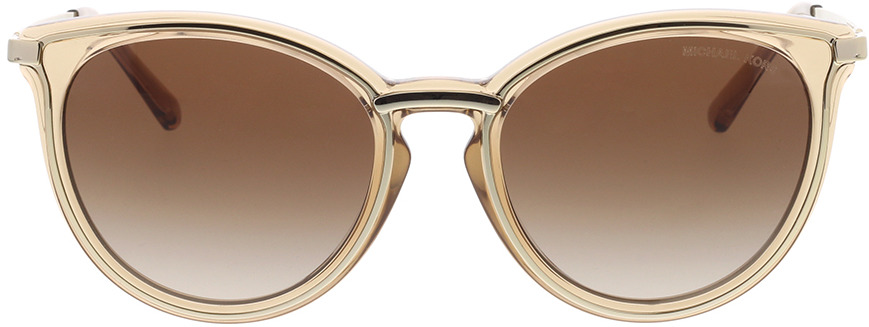 Picture of glasses model Michael Kors MK1077 10141354 54-19 in angle 0