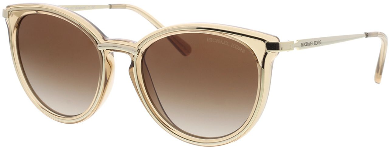 Picture of glasses model Michael Kors MK1077 10141354 54-19 in angle 330