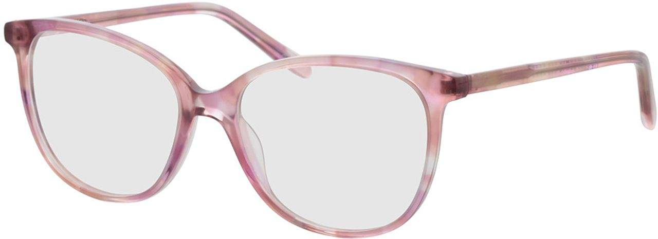 Picture of glasses model Alice-pink in angle 330