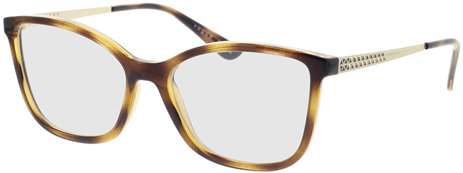 Picture of glasses model Vogue VO5334 W656 52-16 in angle 330