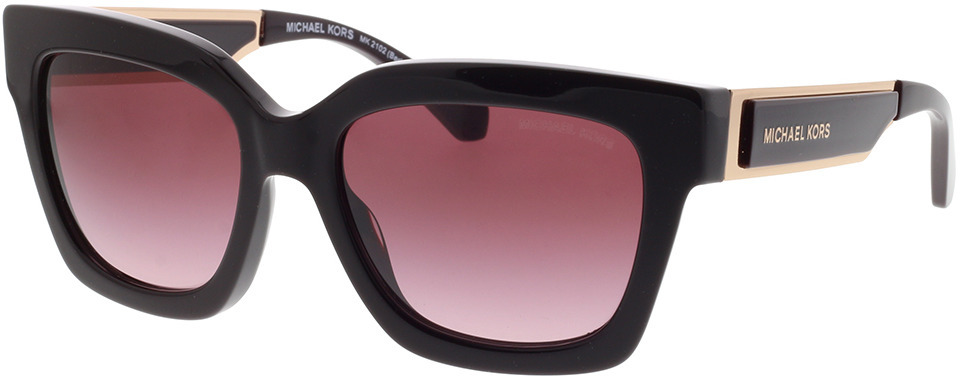 Picture of glasses model Michael Kors MK2102 33448H 54-18 in angle 330
