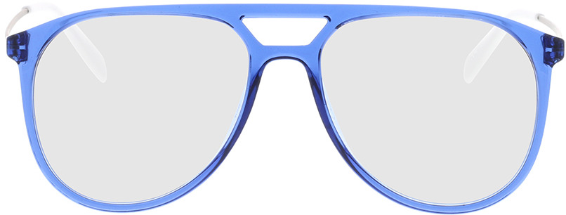 Picture of glasses model Levi's LV 1000 0JU 55-16 in angle 0