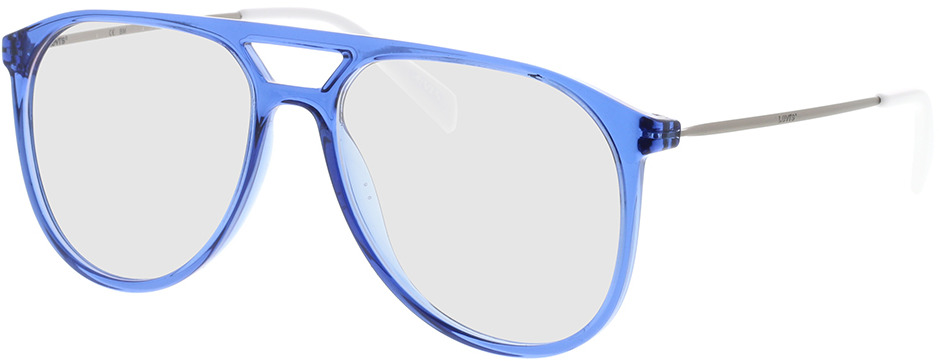 Picture of glasses model Levi's LV 1000 0JU 55-16 in angle 330