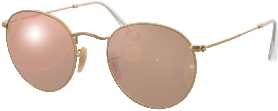 Picture of glasses model Ray-Ban Round Metal RB3447 112/Z2 53-21