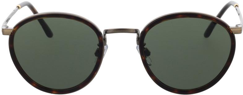 Picture of glasses model Giorgio Armani AR101M 319831 50-22 in angle 0
