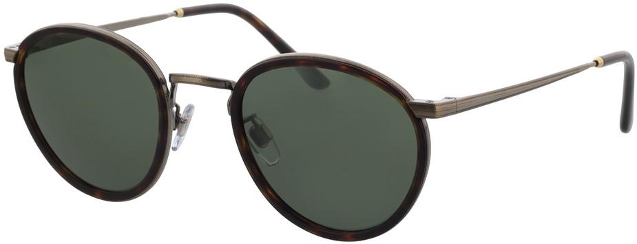 Picture of glasses model Giorgio Armani AR101M 319831 50-22 in angle 330