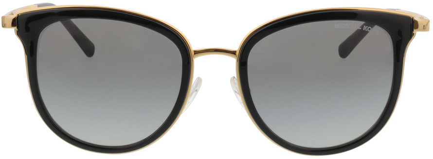Picture of glasses model Michael Kors Adrianna I MK1010 110011 54-20 in angle 0
