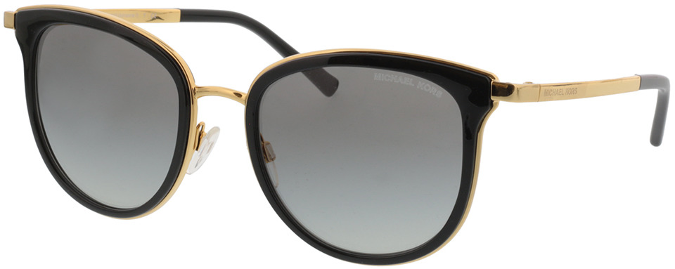 Picture of glasses model Michael Kors Adrianna I MK1010 110011 54-20 in angle 330