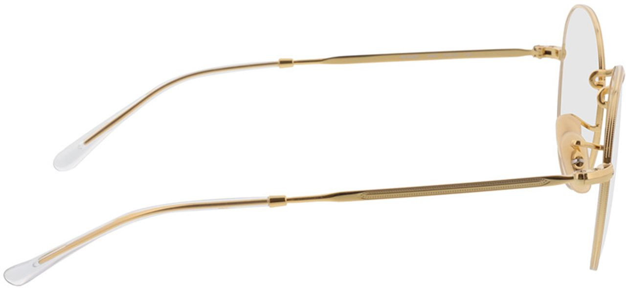 Picture of glasses model Ray-Ban RX3582V 2500 51-20 in angle 90
