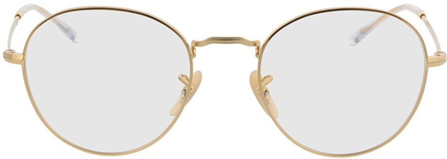 Picture of glasses model Ray-Ban RX3582V 2500 51-20 in angle 0