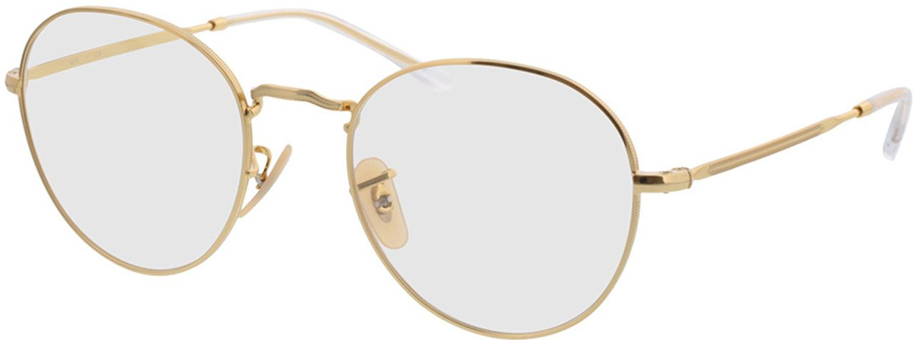 Picture of glasses model Ray-Ban RX3582V 2500 51-20 in angle 330
