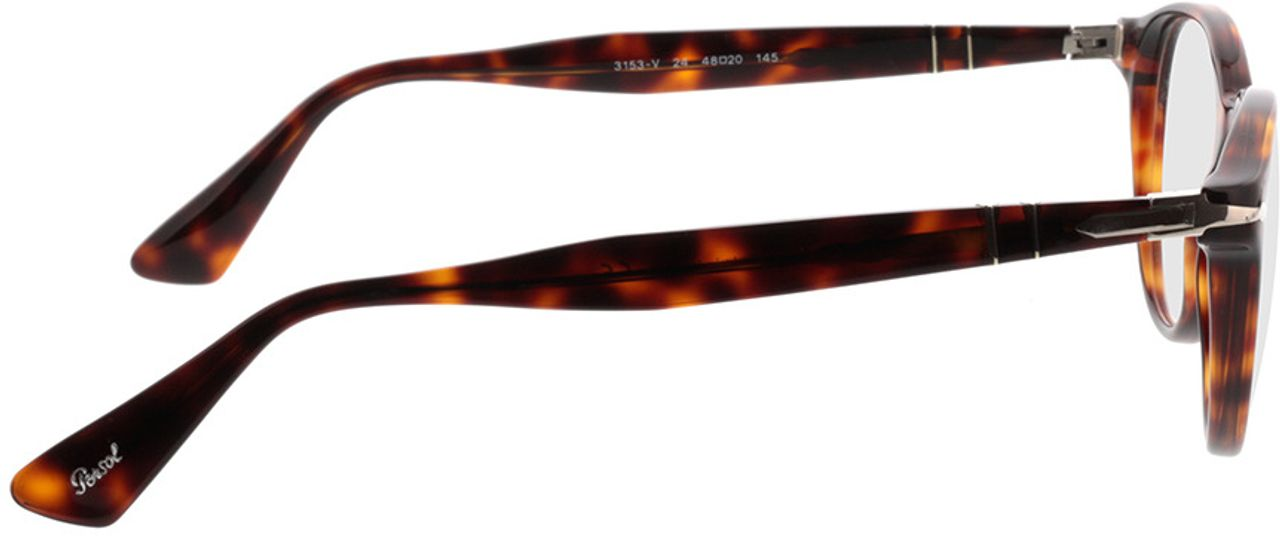 Picture of glasses model Persol PO3153V 24 48-20 in angle 90