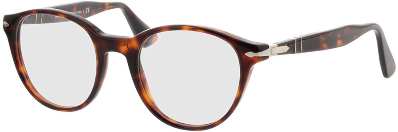Picture of glasses model Persol PO3153V 24 48-20 in angle 330