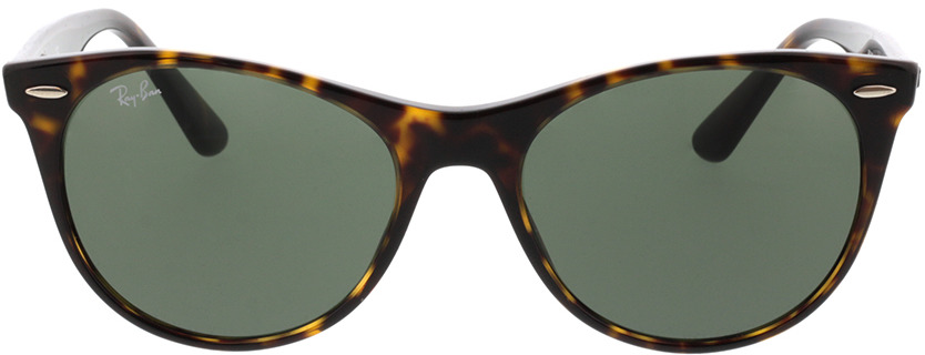 Picture of glasses model Ray-Ban RB2185 902/31 55-18 in angle 0