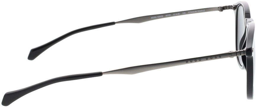 Picture of glasses model Boss BOSS 1094/S 807 51-20 in angle 90