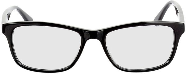 Picture of glasses model Recife-black in angle 0
