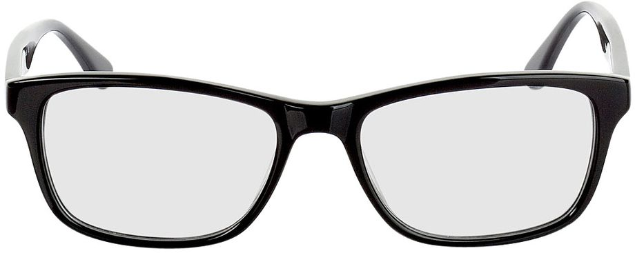 Picture of glasses model Recife black in angle 0