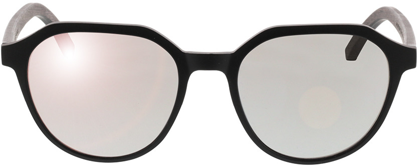 Picture of glasses model TAKE A SHOT Hector: pretoes Eichenholz 52-19 in angle 0