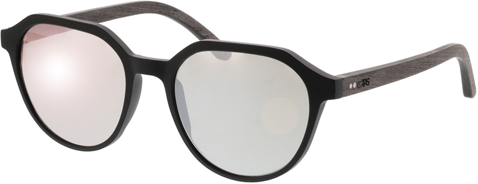 Picture of glasses model TAKE A SHOT Hector: pretoes Eichenholz 52-19 in angle 330
