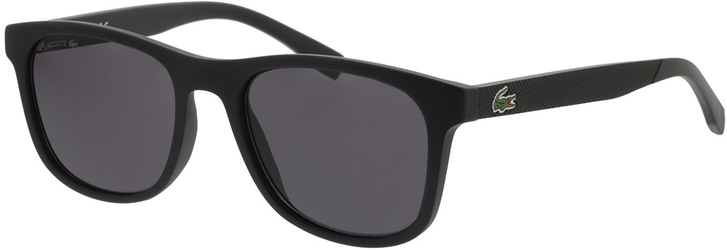 Picture of glasses model Lacoste L884S 001 53-19 in angle 330