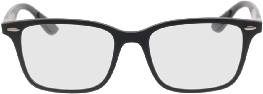 Picture of glasses model Ray-Ban RX7144 5204 53-18 in angle 0