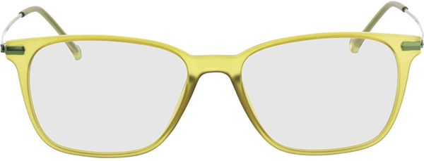 Picture of glasses model Eloro-grün-transparent in angle 0