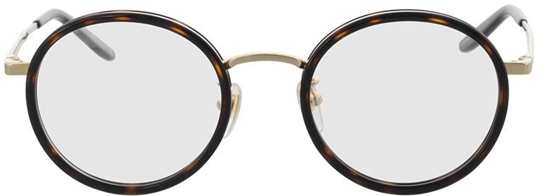 Picture of glasses model Gucci GG0679OA-002 48-21 in angle 0