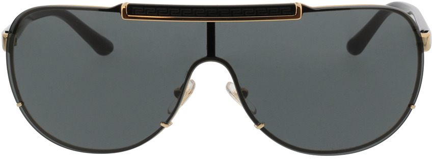 Picture of glasses model Versace VE 2140 100287 in angle 0