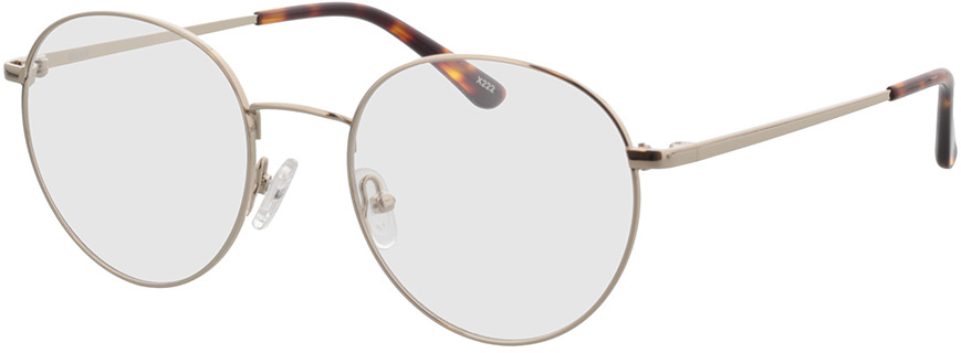Picture of glasses model Mexia Goud in angle 330