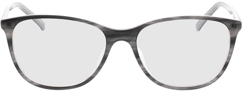 Picture of glasses model Lakeside-grau-meliert in angle 0