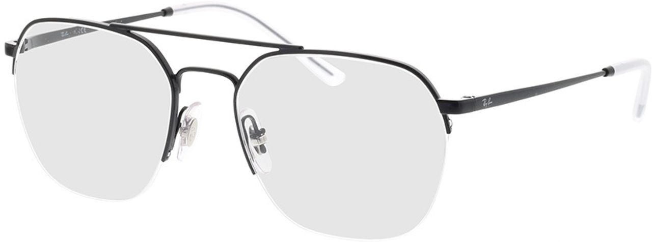 Picture of glasses model Ray-Ban RX6444 2509 51-18 in angle 330