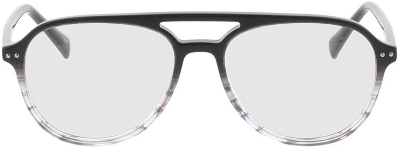 Picture of glasses model Enzo-grau-verlauf in angle 0