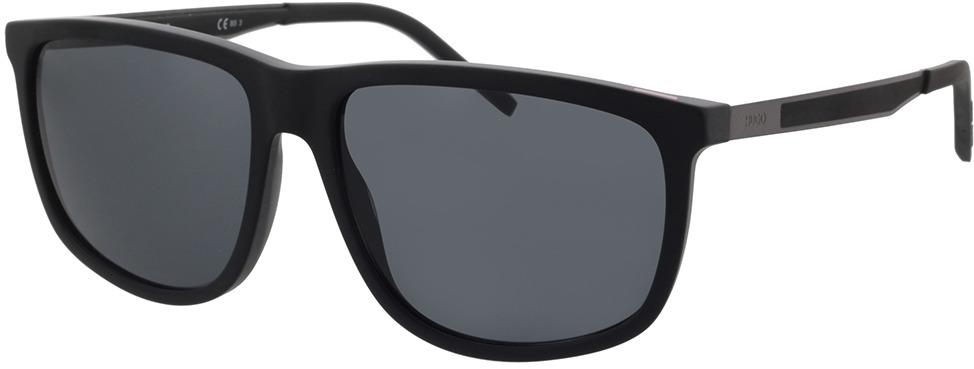 Picture of glasses model Hugo HG 1138/S 003 58-15 in angle 330