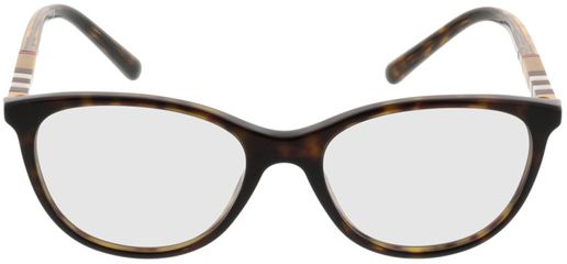 Picture of glasses model Burberry BE2205 3002 52-17 in angle 0